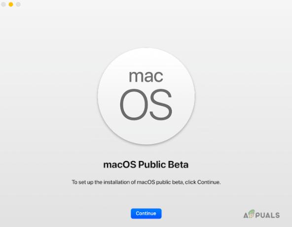 Install macOS Monterey Beta Version