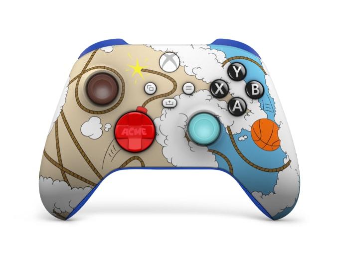 Xbox Space Jam Bundle Controller