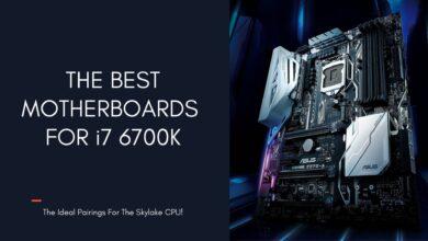 best i7 6700k motherboard