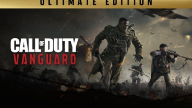 COD Vanguard Ultimate Edition