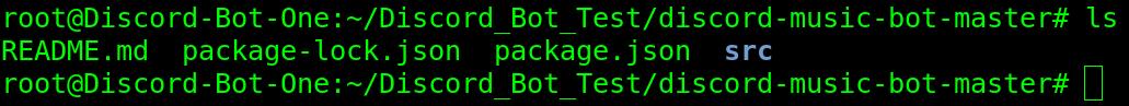 Discord bot files