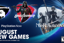 PlayStation Now August