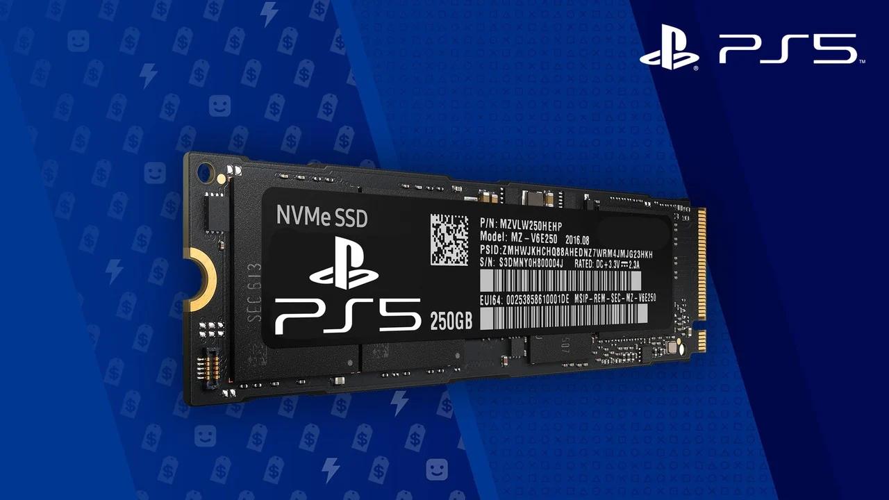 Sony PS5 SSD