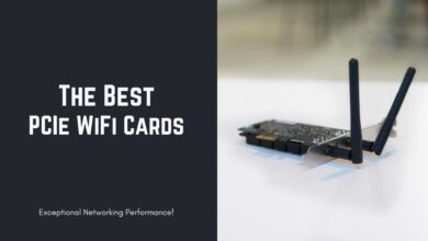 Best PCIe WiFi Cards
