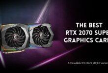 Best RTX 2070 Super