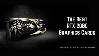 Best RTX 2080