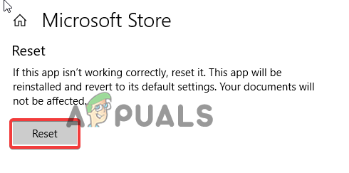 reset microsoft store you dont have any applicable devices linked to your Microsoft account
