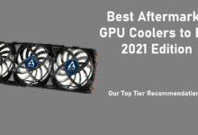 Best GPU Cooler