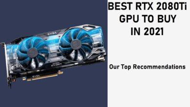 Best RTX 2080 Ti