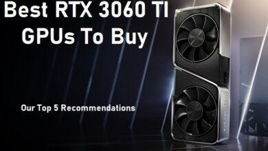 Best RTX 3060 Ti