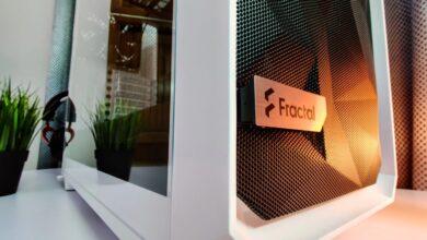 Fractal Design Meshify 2 White Review