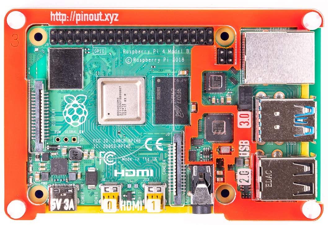 Best Barebones Raspberry Pi 4 Case