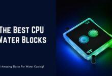 Best CPU Water Block