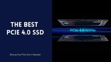 Best PCIe 4.0 SSD