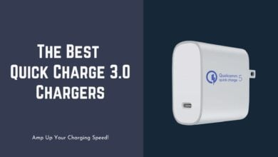 Best Quick Charge 3.0 Charger