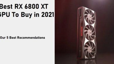Best RX 6800 XT