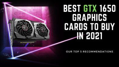 Best GTX 1650