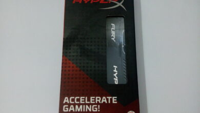 Kingston HyperX Fury 16GB DDR4 2666 MHz Memory Review