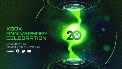 xbox celebration event