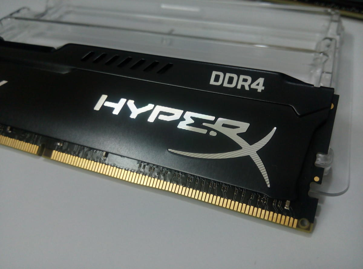 Kingston HyperX Fury 16GB DDR4 2666 (Design)