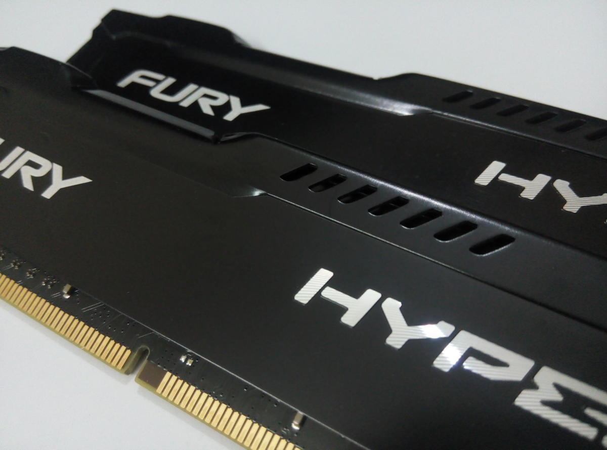 Kingston HyperX Fury 16GB DDR4 2666 (Design)