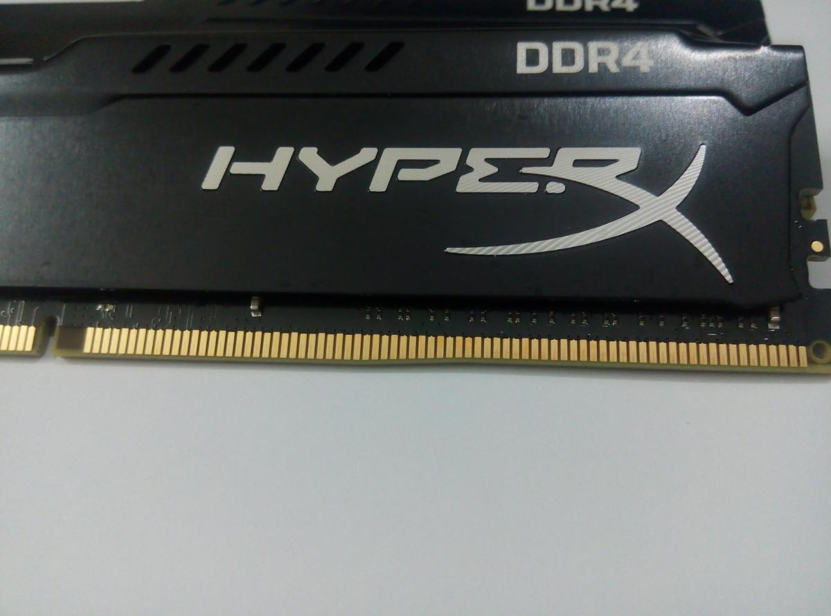 Kingston HyperX Fury 16GB DDR4 2666 (Design - 3)